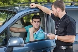 Cook County traffic violation attorney